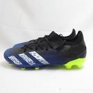 Adidas PREDATOR FREAK 3 男款 足球鞋 釘鞋 FY0615 黑藍 大尺碼【iSport愛運動】