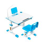 【結賬再折500】兒童書桌 兒童書桌椅 成長書桌 兒童學習桌椅 可升降成長書桌椅 【T02】不含檯燈