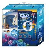 Oral-B 迪士尼德國原裝充電式兒童電動牙刷D10禮盒組