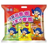 乖乖玉米脆條綜合包5包/袋【愛買】