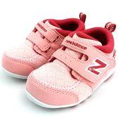 《7+1童鞋》小童 New Balance FS123PRI  魔鬼氈 學步鞋 9400  粉色