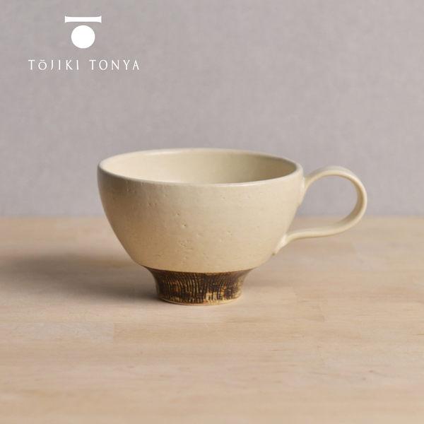 【日本TOJIKI TONYA】美濃馱知風薰咖啡杯