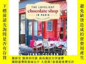 二手書博民逛書店The罕見Loveliest Chocolate Shop in