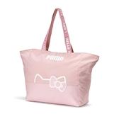 Puma Hello Kitty 粉色 手提包 肩背包 側背包 手提袋 旅行袋 游泳帶 手提包 07718701