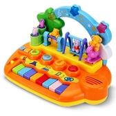 電子琴 嬰兒多功能電子琴兒童男孩女孩音樂琴鋼琴寶寶1-3歲音樂早教玩具ATF koko時裝店