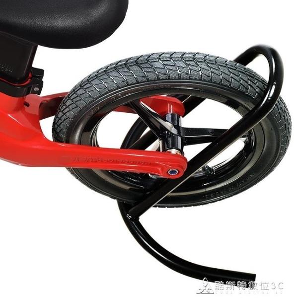停車架兒童平衡車停車架支架滑步車固定架自行車停車展示支撐架 交換禮物 YXS
