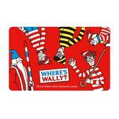 Wally《我在這!》一卡通