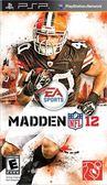 PSP Madden NFL 12 勁爆美式足球 12(美版代購)