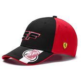 Puma Ferrari 黑紅 法拉利 運動帽 遮陽帽 露營帽 高爾夫 球帽 帽子 棒球帽 02194202