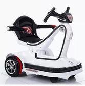 兒童電動車寶寶室內遙控摩托車四輪童車男女孩可坐人玩具車1-3歲igo 西城故事