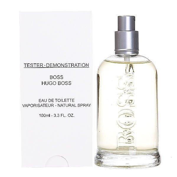 Hugo Boss Bottled 自信 男性淡香水 100ml TESTER【七三七香水精品坊】