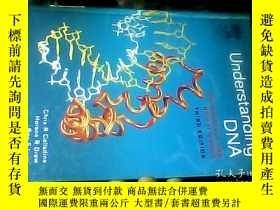 二手書博民逛書店Understanding罕見DNA: The Molecule