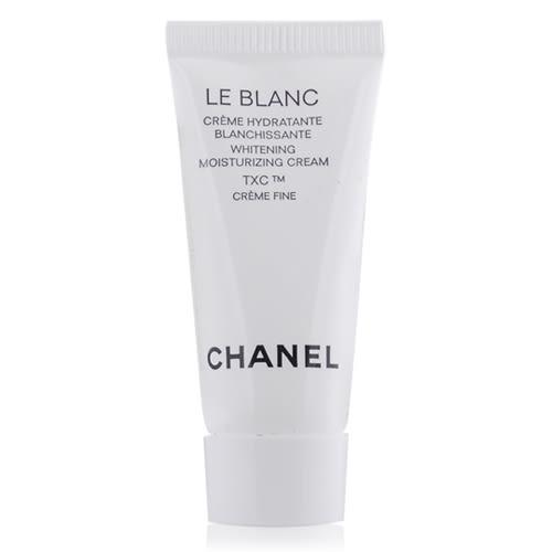 CHANEL 香奈兒 珍珠光感TXC美白保濕乳霜-輕盈版(5ml)【美麗購】