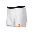 [Wildland] 荒野 (男) 透氣排汗四角內褲 白 (W1682-30)