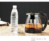 水壺 玻璃冷水壺耐高溫涼白開水杯壺果汁扎壺家用套裝耐高溫涼水壺 娜娜小屋