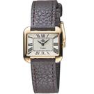 玫瑰錶Rosemont戀舊系列時尚手錶 RS58-01-Dbr