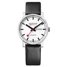 經典機械錶/ 40mm (132311)  Mondaine 瑞士國鐵錶