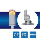 LED警示燈 NLA50DC-1B3D-G IP53 2.4W DC 24V 積層燈/多層式/報警燈/適用機械自動化設備(綠色燈)