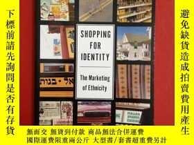 二手書博民逛書店Shopping罕見for Identity: The Mark