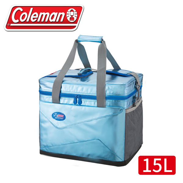 【Coleman 美國 15L XTREME 保冷袋】CM-22212/軟式保冷袋/保冰保溫袋/行動冰桶/行動冰箱