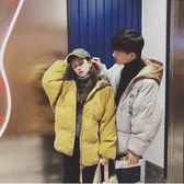 新年鉅惠 情侶裝冬裝棉衣原宿風bf面包服女學生短款寬寬鬆韓版冬季棉襖
