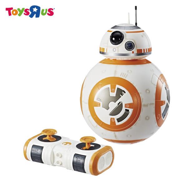 玩具反斗城  星際大戰電影8 BB-8聲光進化遙控機器人