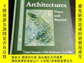 二手書博民逛書店Documenting罕見Software ArchitecturesY230057 Paul Clement