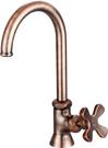 【麗室衛浴】國產 精緻良品 花瓣立式自由水栓 單一出水 LS-34329