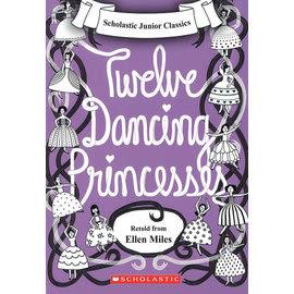 【麥克書店】TWELVE DANCING PRINCESSES(十二個跳舞的公主) 書+CD