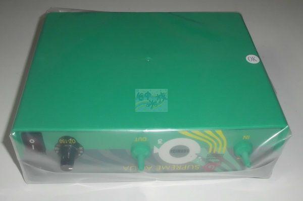 {台中水族} ISTA-小蝸牛-A-13 O3臭氧機 臭氧(再生)機 特價