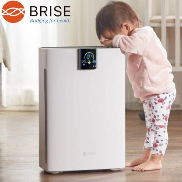 (現貨/送電動車+濾網) BRISE C360 防疫級空氣清淨機 (可淨化 99.99% 空氣中流感、腸病毒)