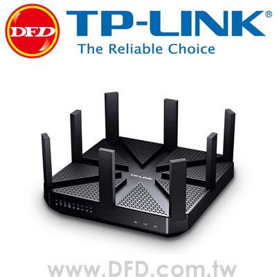 (預購) TP-LINK Archer C5400 AC5400 MU-MIMO 無線三頻 Gigabit 路由器 全新公司貨