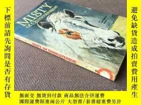 二手書博民逛書店Misty罕見of Chincoteague   辛可提島的迷霧