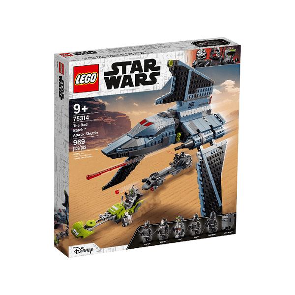 LEGO 樂高 Star Wars - Bad Batch攻擊穿梭機The Bad Batch Attack Shuttle 75314