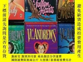 二手書博民逛書店V.C.ANDREWS罕見系列【HEART SONG】【OLIV