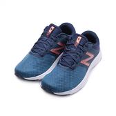 NEW BALANCE 413 經典透氣跑鞋 深藍橘 W413CN1 女鞋