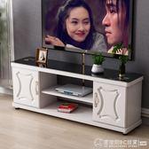 歐式電視櫃茶幾組合臥室輕奢小戶型簡易迷你現代簡約客廳電視機櫃   (圖拉斯)