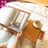 折疊桌 筆記本電腦桌床上小桌子桌書小型折疊小桌板懶人床上桌用迷你寢室電腦簡易床上小桌子