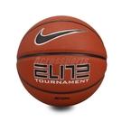 Nike 籃球 Elite Tournament 橘 黑 標準7號球 耐磨 【ACS】 N100011485-507