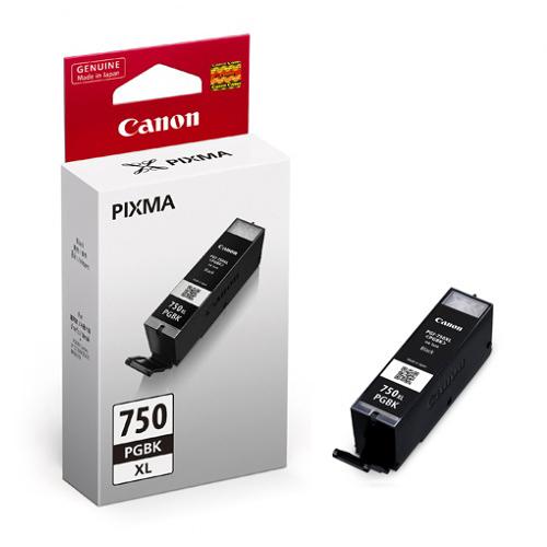 CANON PGI-750XL BK 原廠黑色高容量XL墨水匣 750XLPGBK 適用 iP7270/iX6770