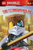 LEGO NINJAGO (樂高旋風忍者):THE TITANIUM NINJA