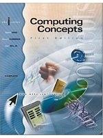 二手書博民逛書店《I-Series: Computing Concepts, C