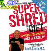 【103玉山網】 2014 美國銷書榜單 Super Shred: The Big Results Diet: 4 Weeks 20 Pounds Lose It Faster!  $764