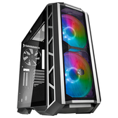 Cooler Master 酷碼 MasterCase H500P Mesh ARGB 強化玻璃側板 E-ATX 電腦機殼