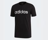 Adidas CAMO LINEAR TEE 男款黑色短袖上衣NO EI9755