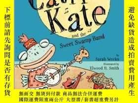 二手書博民逛書店Catfish罕見Kate and the Sweet Swamp BandY362136 Photo Cre