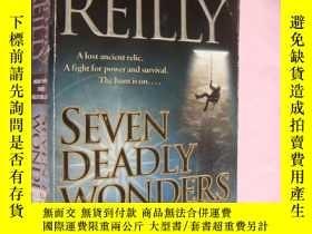 二手書博民逛書店Seven罕見Deadly WondersY146810 Mat