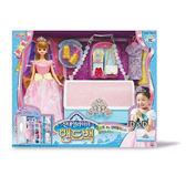《 MIMI World 》仙杜瑞拉提包衣櫥組 ╭★ JOYBUS玩具百貨