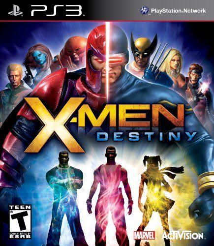 PS3 X-Men: Destiny X戰警:天命(美版代購)