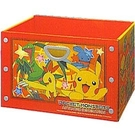 【波克貓哈日網】◇ POKEMON GO 精靈寶可夢◇玩具收納盒《三層櫃收納盒》日本正式授權商品